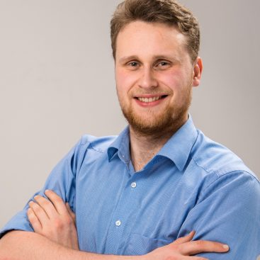 Bild des Junior Requirements Engineer Sebastian Münzenberger